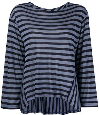 Semi-Couture Semicouture Jessica oversized striped T-shirt