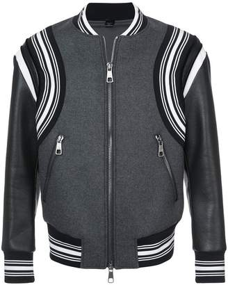 Neil Barrett Varsity jacket