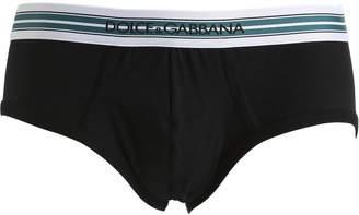 Dolce & Gabbana Brando Stretch Cotton Jersey Briefs