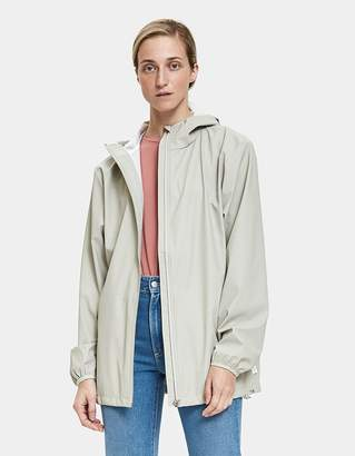 Rains Base Jacket in Moon