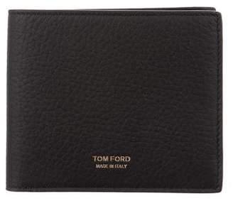Tom Ford Bilfold Leather Wallet w/ Tags