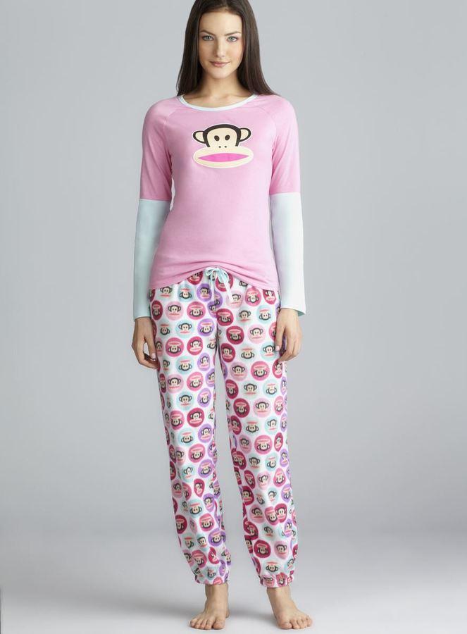 Paul Frank Julius Winter Sparkle Pajama Set