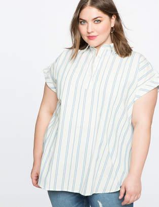 Tunic With Sleeve Cuff