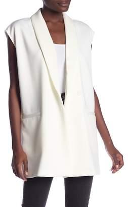 Denim & Supply Ralph Lauren Dr. Denim Supply Co Eden Duster Vest