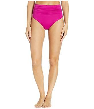 716f7881c High-waisted Tummy Control Bathing Suit Bottoms - ShopStyle