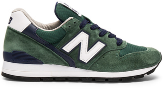 New Balance Made in USA M996 $170 thestylecure.com