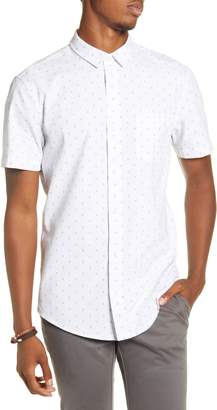 BP Dobby Short Sleeve Button-Up Shirt