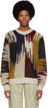 Isabel Marant Multicolor Mohair Drake Sweater