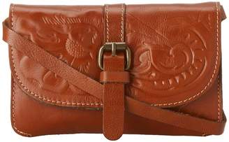 Patricia Nash Tooled Torri Cross Body Handbags