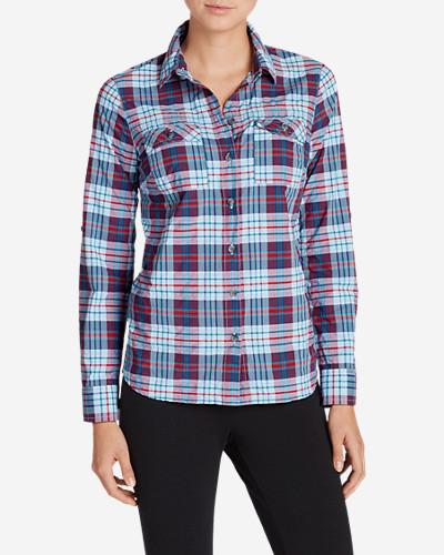 Eddie BauerWomen's Atlas Long-Sleeve Shirt