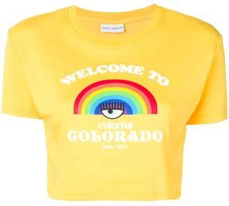 Chiara Ferragni Welcome To Colorado T-shirt