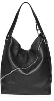 Proenza Schouler Medium Leather Hobo Bag