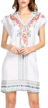 Adore Amazingly Embroidered Tunic