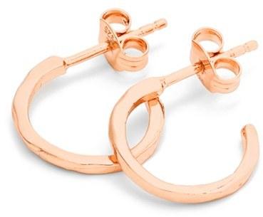 Women's Gorjana 'Taner' Mini Hoop Earrings 2