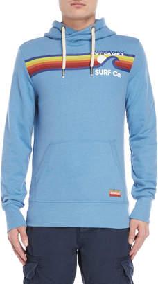 Superdry Surf Stripe Hoodie