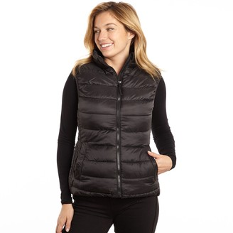 Women's Excelled Polyester Puffer Vest