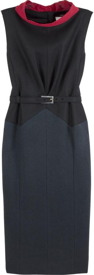 Marc Jacobs Felt panelled dress