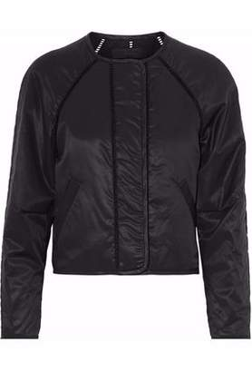 Rag & Bone Sombat Lattice-Trimmed Shell Jacket