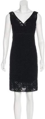 Prada Silk Lace Dress