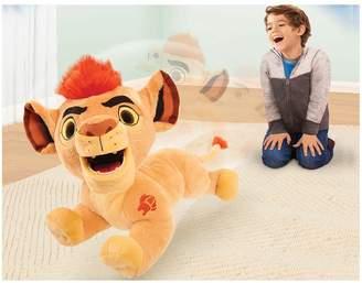 N. Disney The Lion Guard Lion Guard leap roar animated plush
