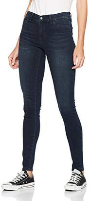 Selected Women's Sfgaia Hr JNS Jegging Amuse Blue Noos Trouser