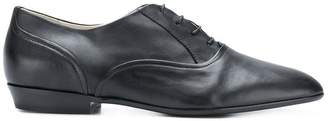 Sartore pointed toe oxford shoes