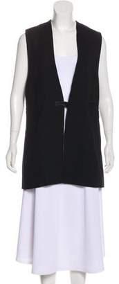 Helmut Lang Collarless Knit Vest