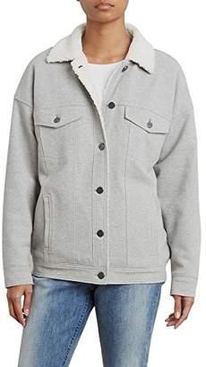 Kenneth Cole Women's Knit Trucker Jacket
