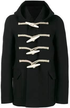 Rick Owens Rope Toggle duffle coat