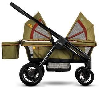 Evenflo Pivot Xplore All-Terrain Double Stroller Wagon