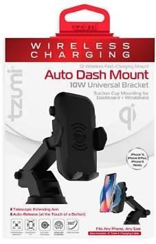 Tzumi Wireless Charging Auto Dash Mount