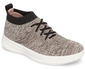 FitFlop Uberknit(TM) Slip-On High-Top Sneaker