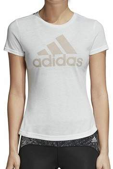 T-Shirt Adi Training T-Shirt Donna Bianca
