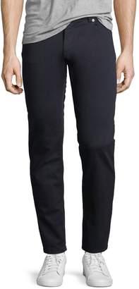 Versace Versus Straight-Leg Jeans, Dark Blue