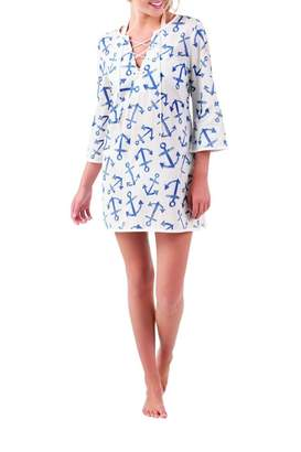 Mud Pie Easton Tunic Cover-Up