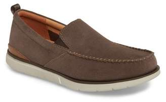 Clarks(R) Originals Edgewood Step Moc Toe Loafer