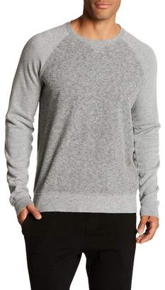 Velvet by Graham & Spencer Raglan Long Sleeve Knit Pullover