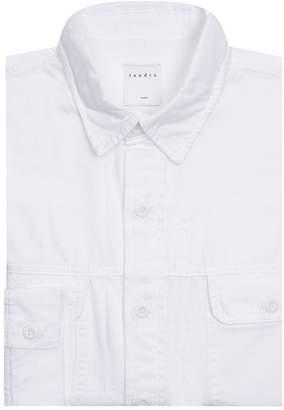 Sandro Denim Shirt