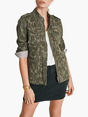 7d228b3998d0a Camo Jacket Women - ShopStyle UK