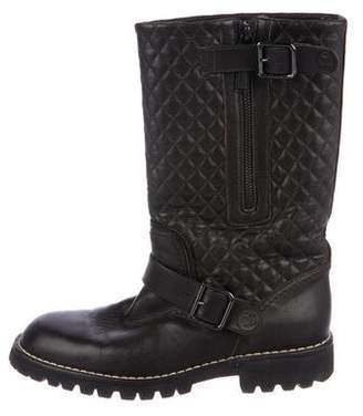 Chanel Womens Boots Shopstyle
