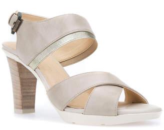 77dfcf543 Geox Rubber Sole Women's Sandals - ShopStyle