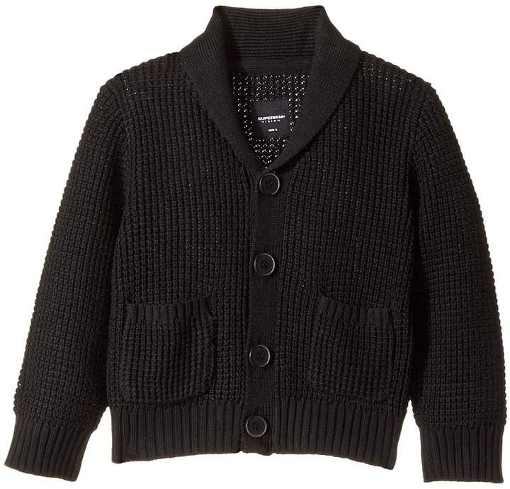 SUPERISM Cruz Cardigan Sweater (Toddler/Little Kids/Big Kids)