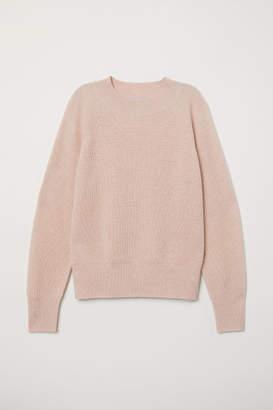 H&M Cashmere Sweater - Orange