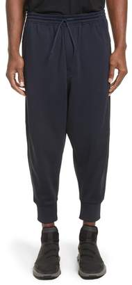 Y-3 x adidas Cropped Track Pants