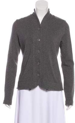 Ralph Lauren Black Label Cashmere Long Sleeve Cardigan