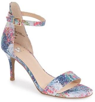 Women's Bp. 'Luminate' Open Toe Dress Sandal $59.95 thestylecure.com
