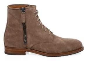 Aquatalia Vladimir Suede Ankle Boots