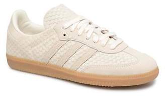 adidas Women's Samba OG W Lace-up Trainers in White