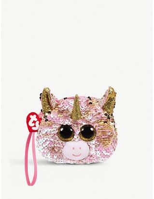 Ty Fantasia Flippable wristlet purse 10cm