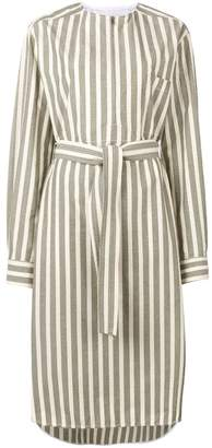 Golden Goose striped tunic dress